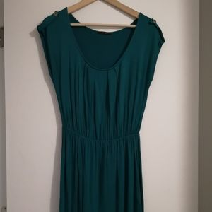 Soprano teal dress
